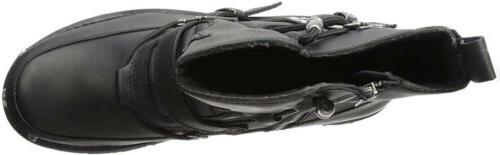 HARLEY-DAVIDSON FOOTWEAR Men's Distortion Leather 10M