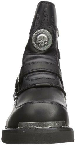 harley davidson footwear men s distortion leather