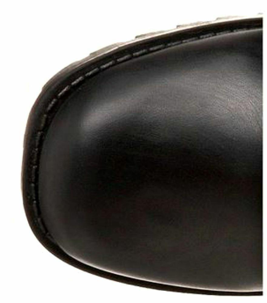 HARLEY-DAVIDSON Women's Black Leather D85514