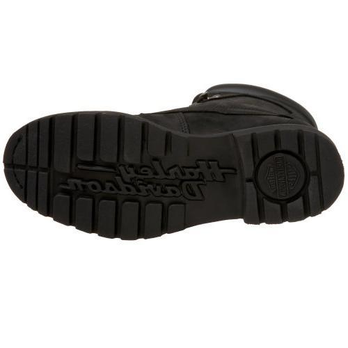 Harley-Davidson Men's Badlands Boot,Black,10 M