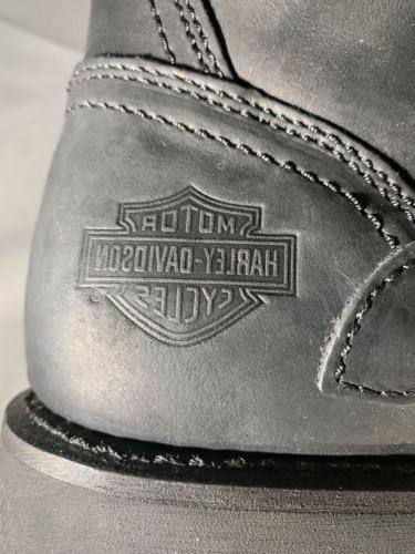 HARLEY-DAVIDSON RANGER Toe Motorcycle Boots