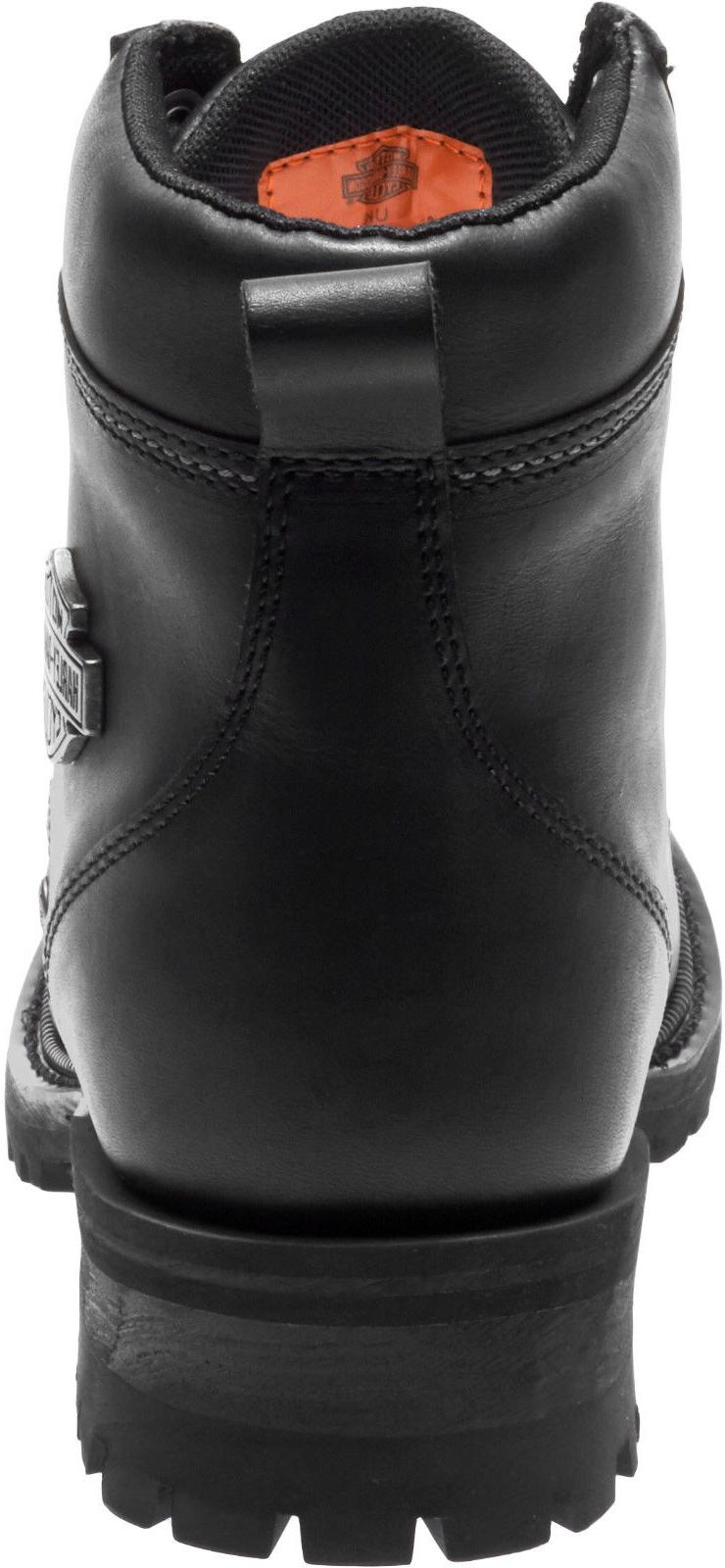 Harley-Davidson® Leather Motorcycle Boots