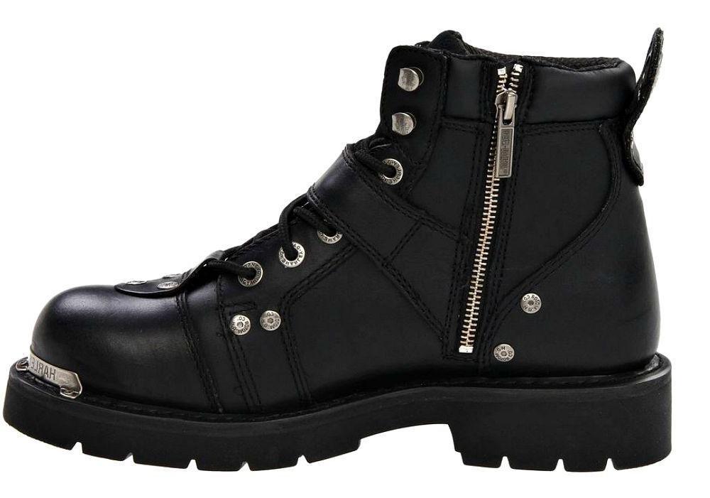 Harley-Davidson® Black Leather Motorcycle D91684 M