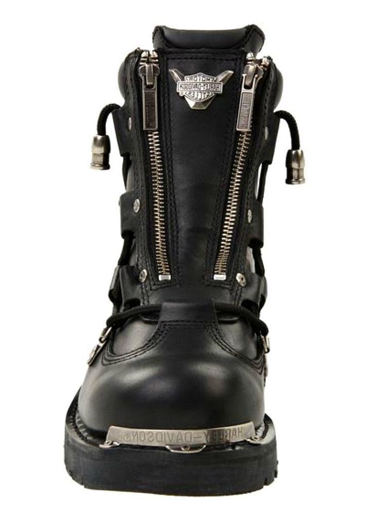Harley-Davidson® Black Leather Motorcycle D91680