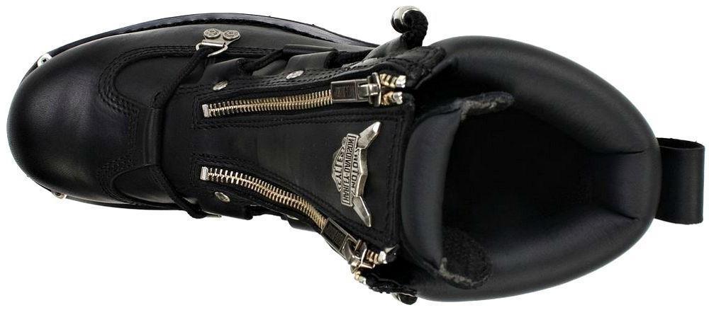 Harley-Davidson® Black Motorcycle D91680