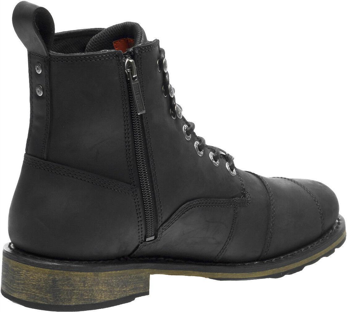 HARLEY-DAVIDSON Waterproof Black Leather D96159