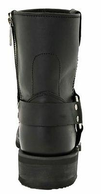 Paso Leather Boots D94422