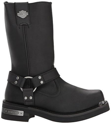 Harley-Davidson Men's Landon Boot, Black, 11.5 US