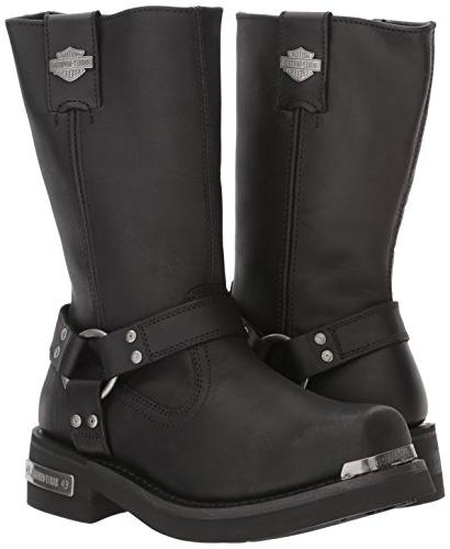 Harley-Davidson Boot, Black, 11.5 US