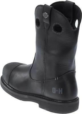 Harley-Davidson Manton Black Boots