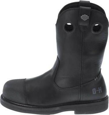 harley davidson men s manton waterproof black