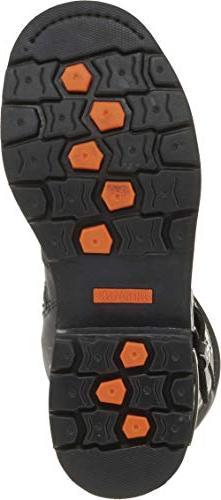 Harley-Davidson Shift Boot,Black,9 M