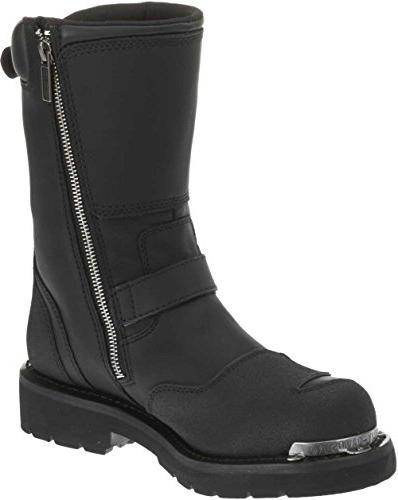 Harley-Davidson Boot,Black,9 M