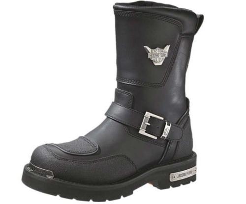 harley davidson men s shift motorcycle boot