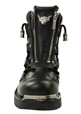 Harley-Davidson Light Leather Motorcycle Boots