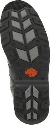 Harley-Davidson Mens Lace Leather Motorcycle