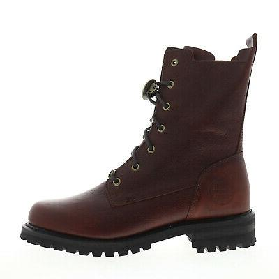 Harley-Davidson Wicklyn D84480 Womens Brown Boots Shoes