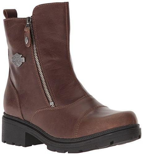 harley davidson women s amherst motorcycle boot