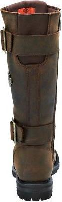 HARLEY-DAVIDSON FOOTWEAR Belhaven Brown Tall Boots
