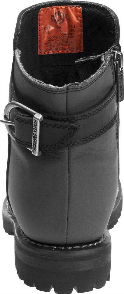 Harley-Davidson® Women's Black Leather D87167