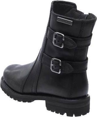 Harley-Davidson Black or Grey Boots D84182