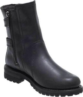 Harley-Davidson Black Grey Boots