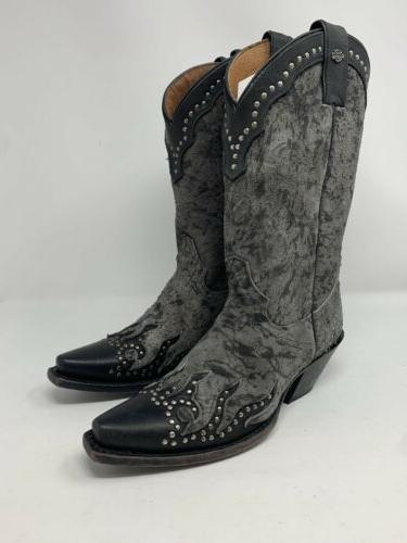 Harley-Davidson Boots Size 83652