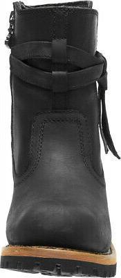 Harley-Davidson® Women's Black Leather Boots D87163