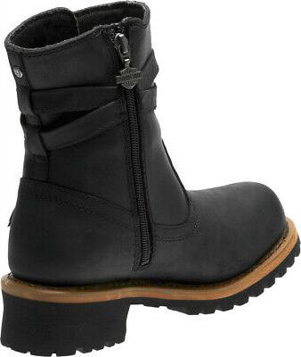 Harley-Davidson® Leather Boots D87163