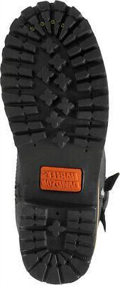 Harley-Davidson® Mercer Leather Boots D87163