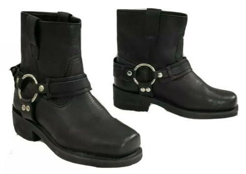 XElement Full Black Boots Mens