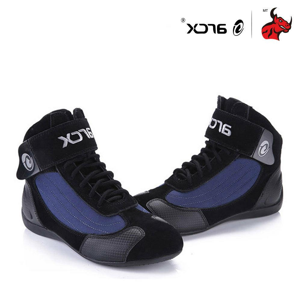 HEROBIKER® Genuine Leather Racing Ankle