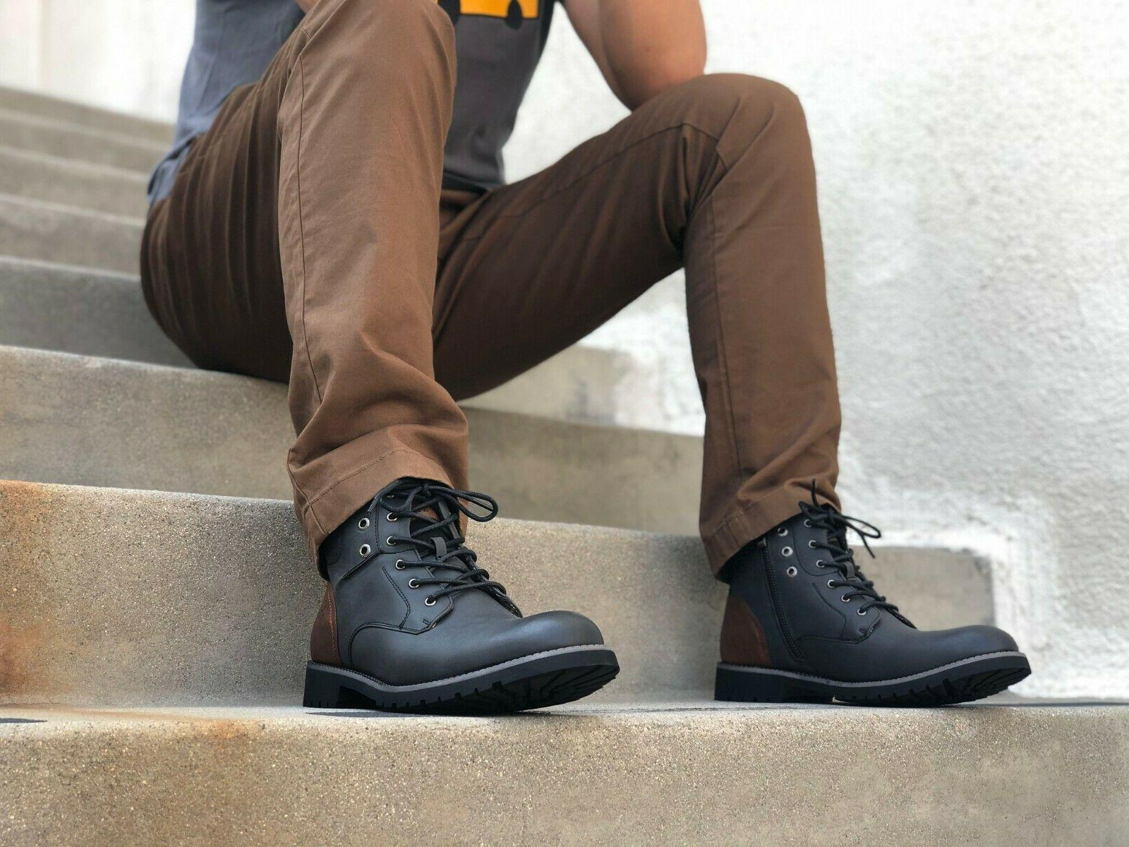 Men's Casual Lace Classic Riding