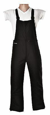 Arctix Men's Essential Bib Overall, Black, 5X-Large/Regular