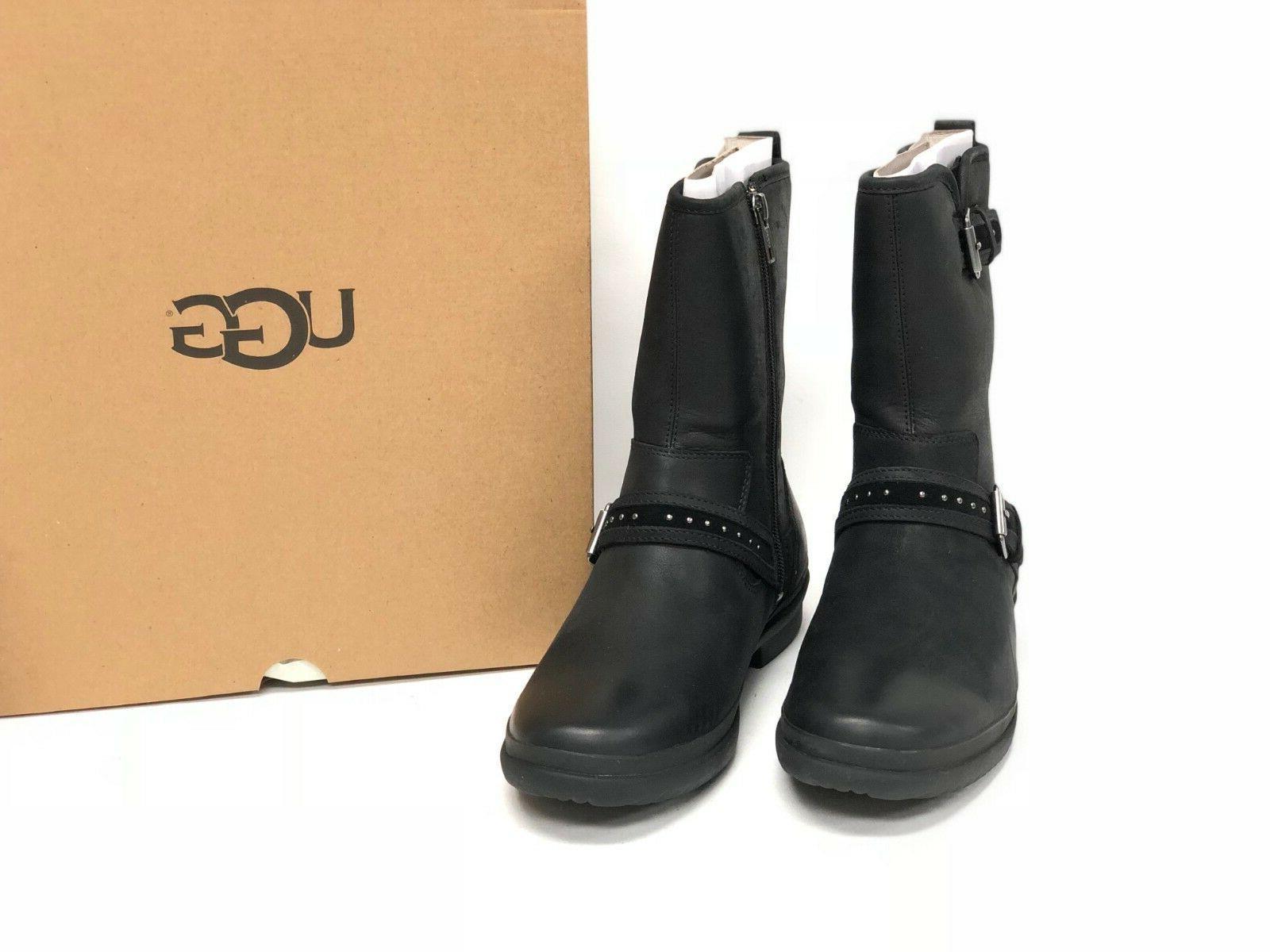 Ugg Australia Black Stud Waterproof