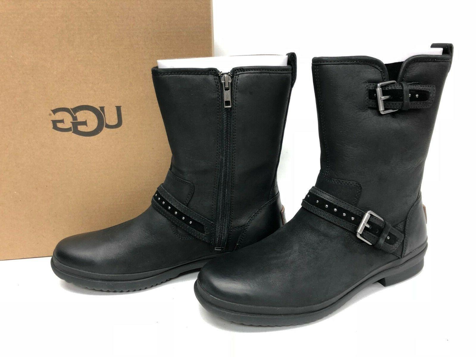 Ugg Jenise Stud Boots 1018997 WP Buckle