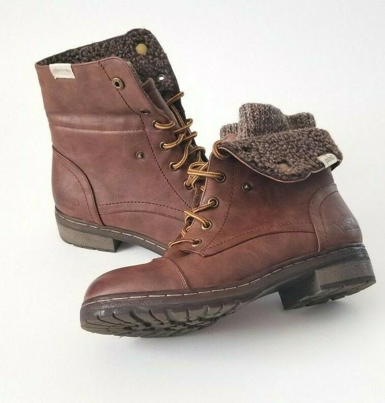 Coolway Leather booties Hiking Motorcycle