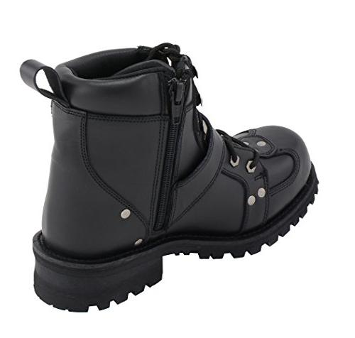 M-BOSS Road Captain Motorcycle Boots
