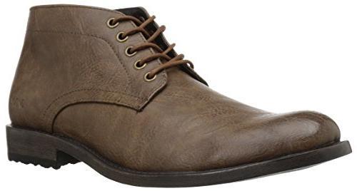 Marc New York Men's Drake Chukka Boot, Coffee/Black, 12 M US