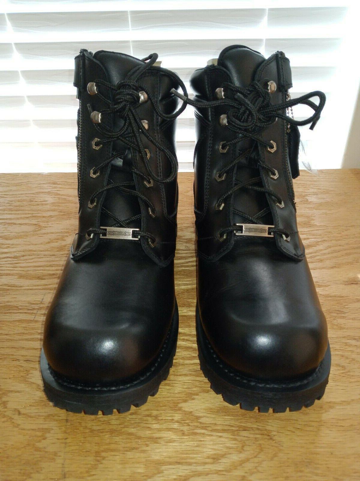 Milwaukee Men's w/ Side Zipper & Toe Size 12