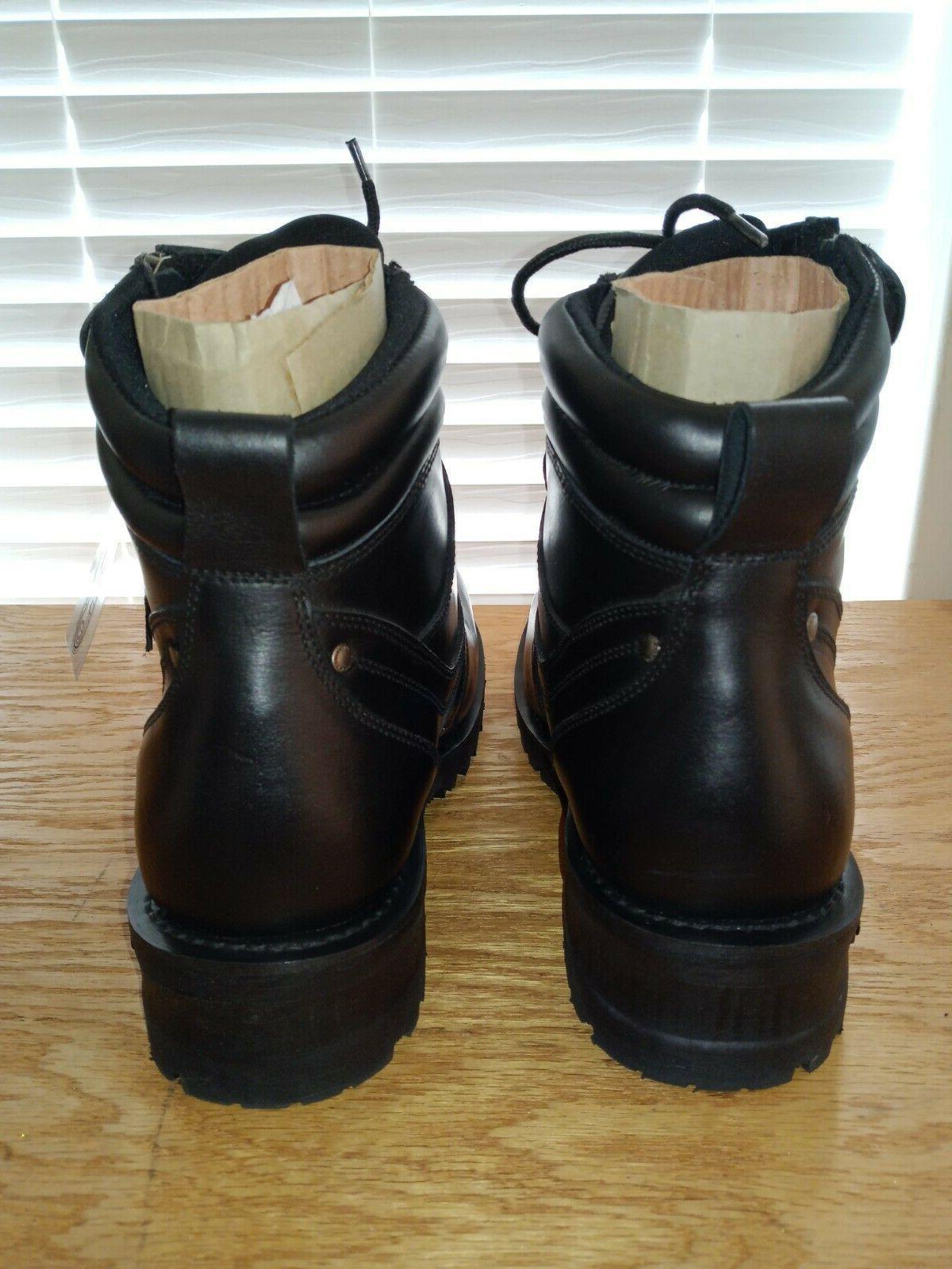 w/ & Plain Toe - Size