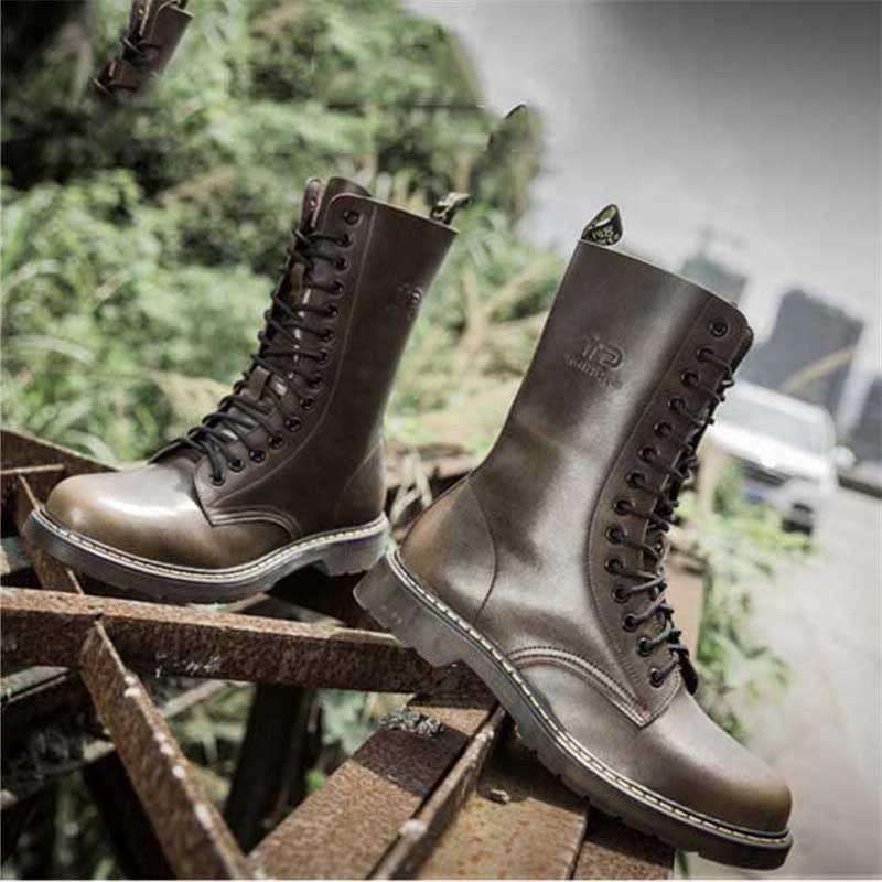 Boots Tactical Military