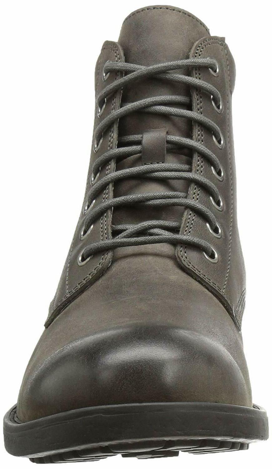 206 Collective Lace-up Boot, Gray, D