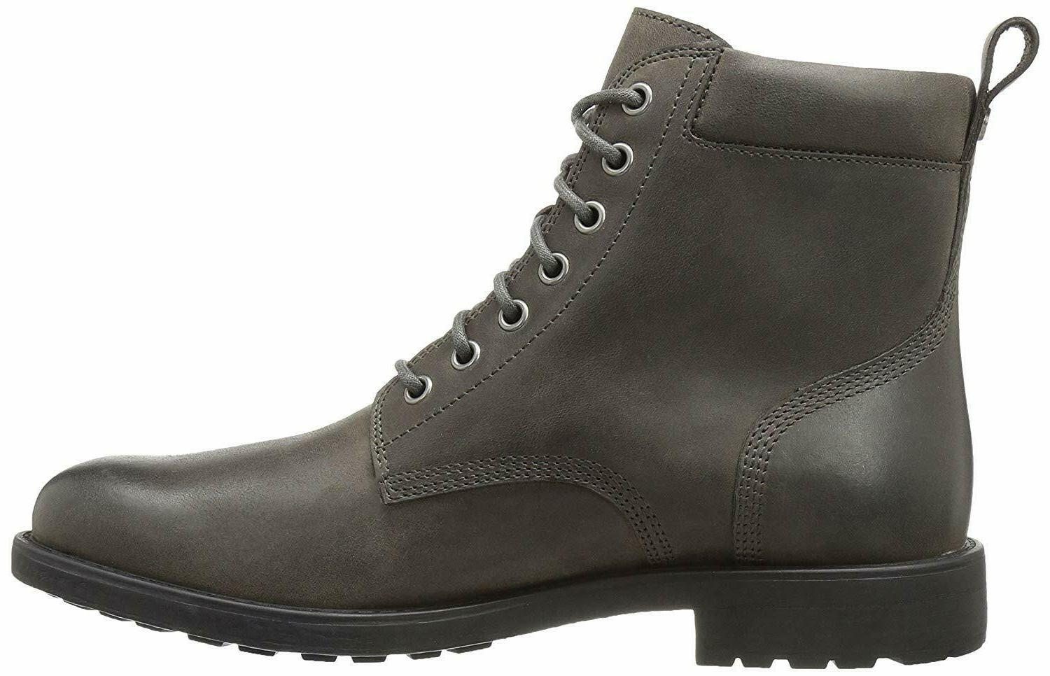 206 Lace-up Boot, Gray, D
