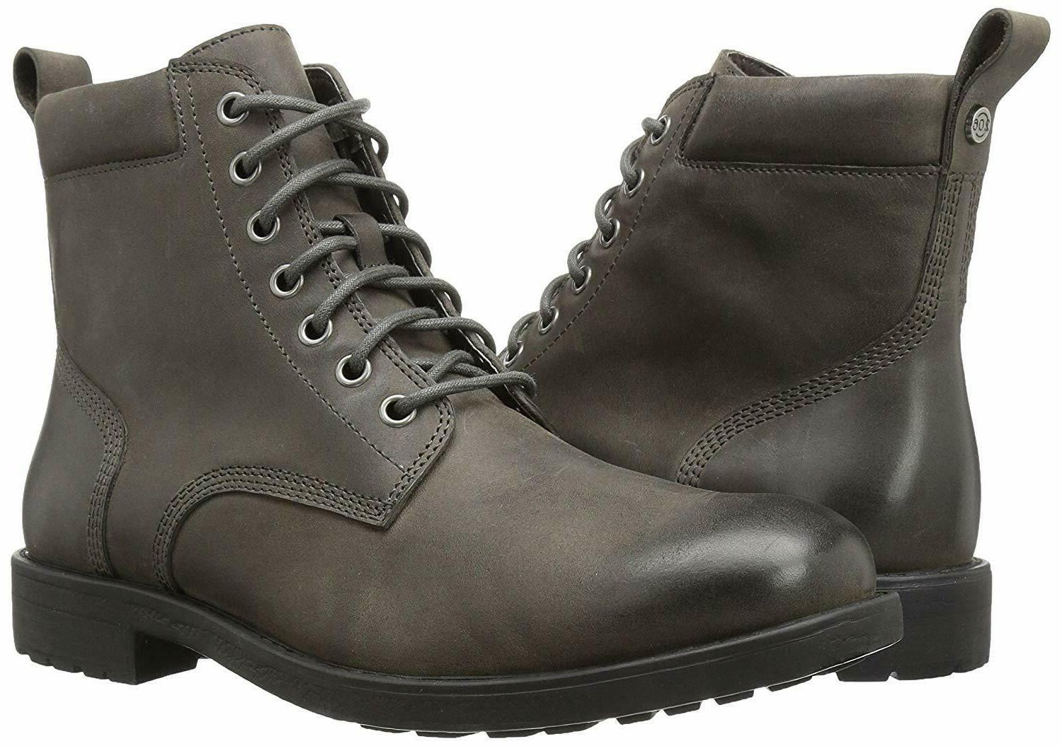 men s denny lace up motorcycle boot