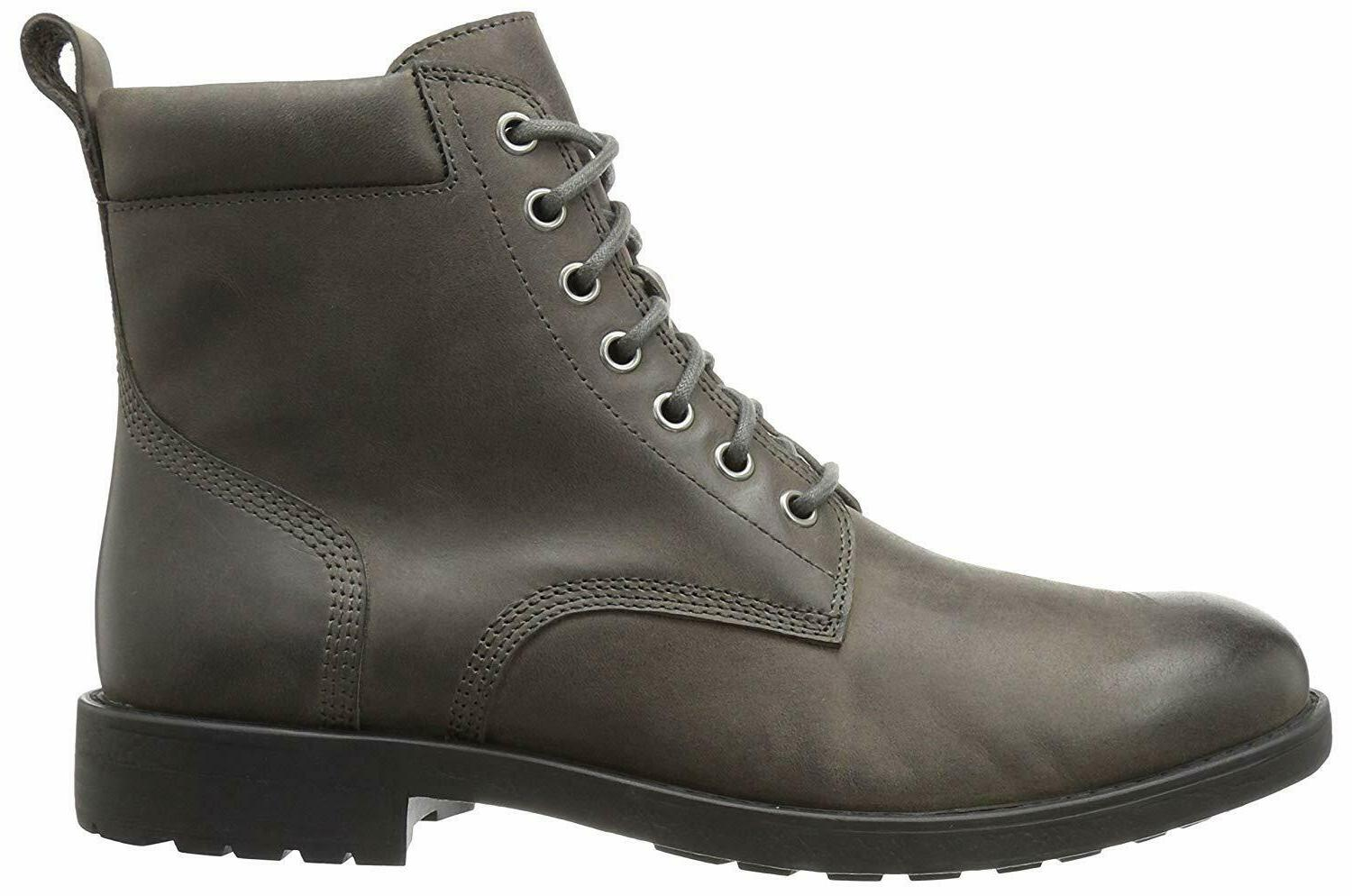 206 Collective Men's Denny Lace-up Gray,