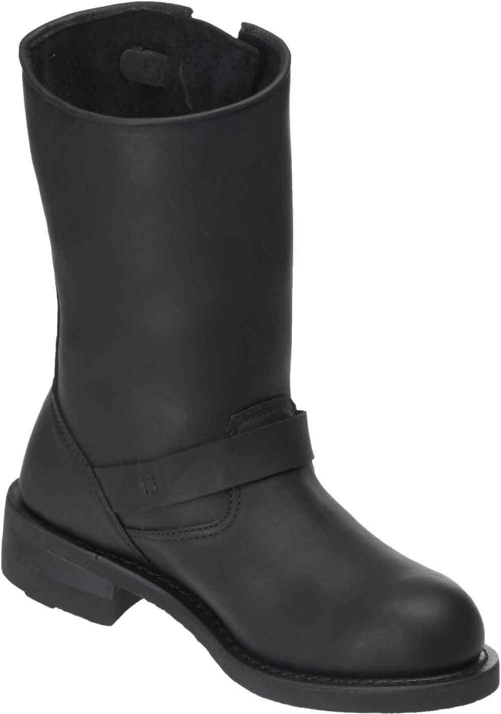 Men's Pull-On Engineer Boots D93309