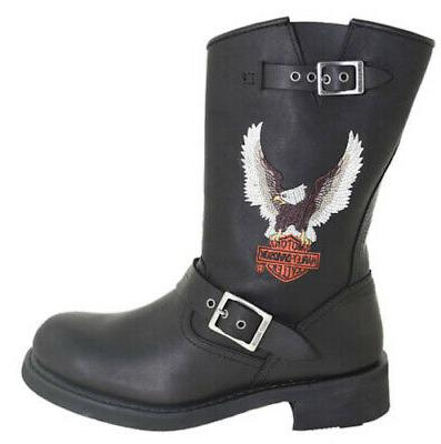Harley Davidson Men's Jerry Motorcycle Boot D93309