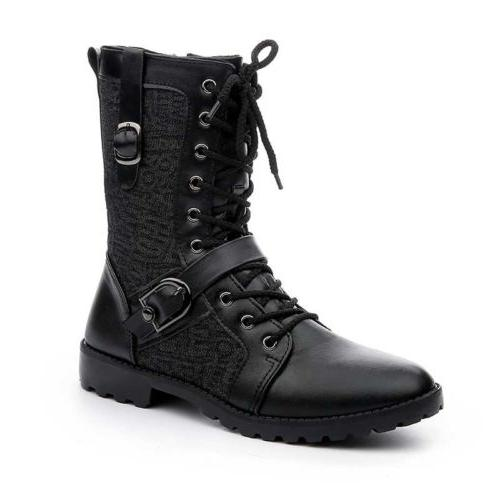Men's Boots Knight Tactical Army Shoes