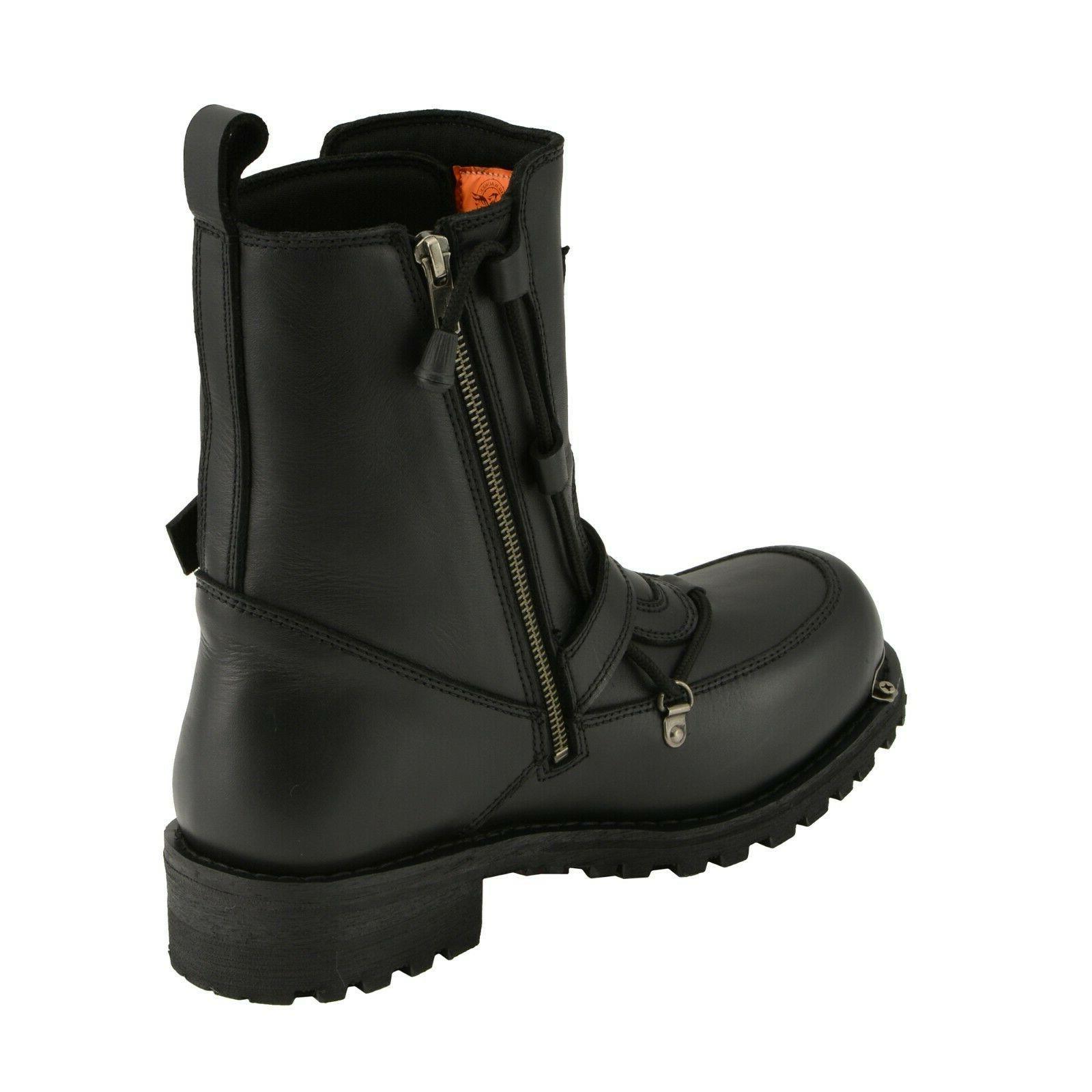Milwaukee Leather Boot Toe